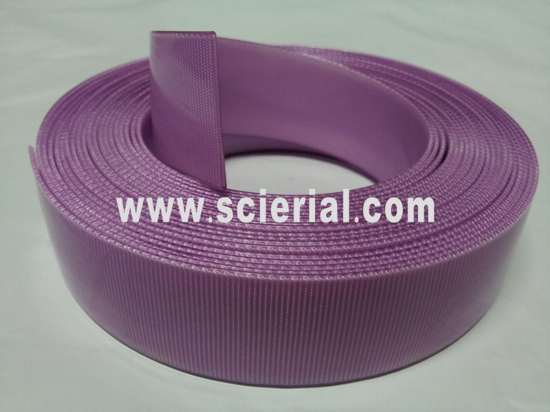 Polyurethane Coated Weldable Webbing Can Be Used As