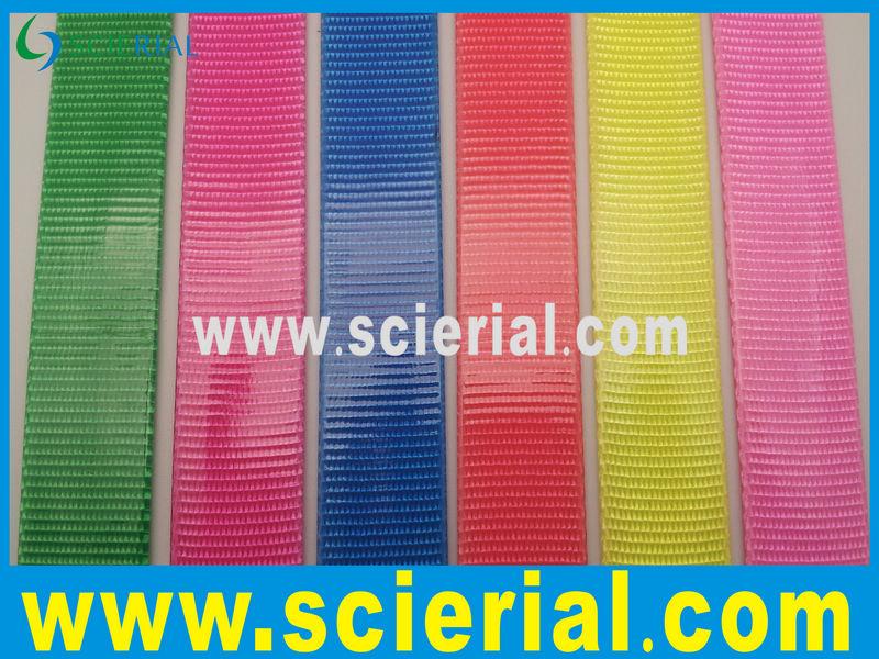 TPU coated nylon webbing, TPU webbing
