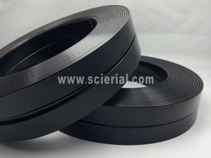 urethane coated webbing, polyurethane coated webbing, polymer coated webbing