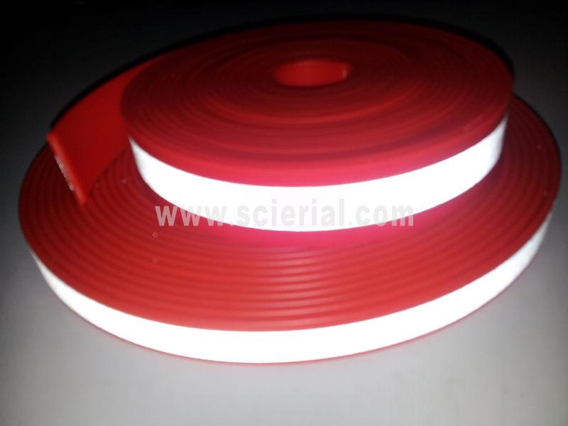 PVC反光织带(反光PVC织带)