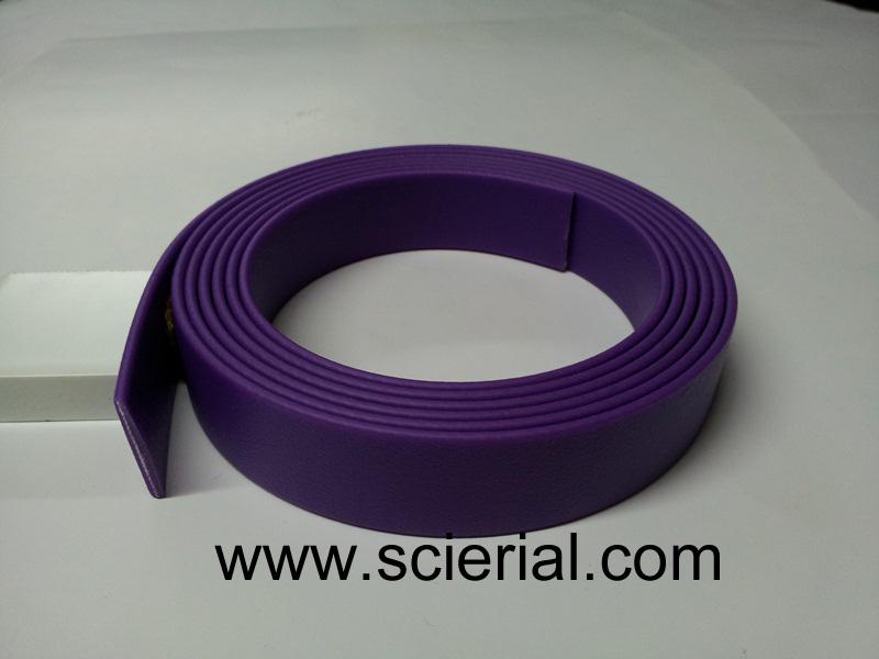 Correas de PVC revestido ( polivinilo recubierto cinta , vinilo recubiertos correas )